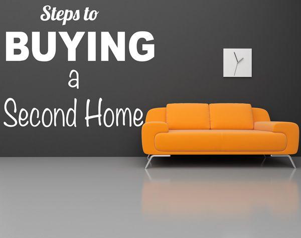 Michigan Home buyers need to follow these Steps to Buying a Second Home if you're thinking about a vacation property.