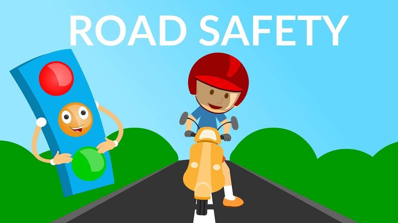 Road Safety video Traffic Rules And Signs For Kids