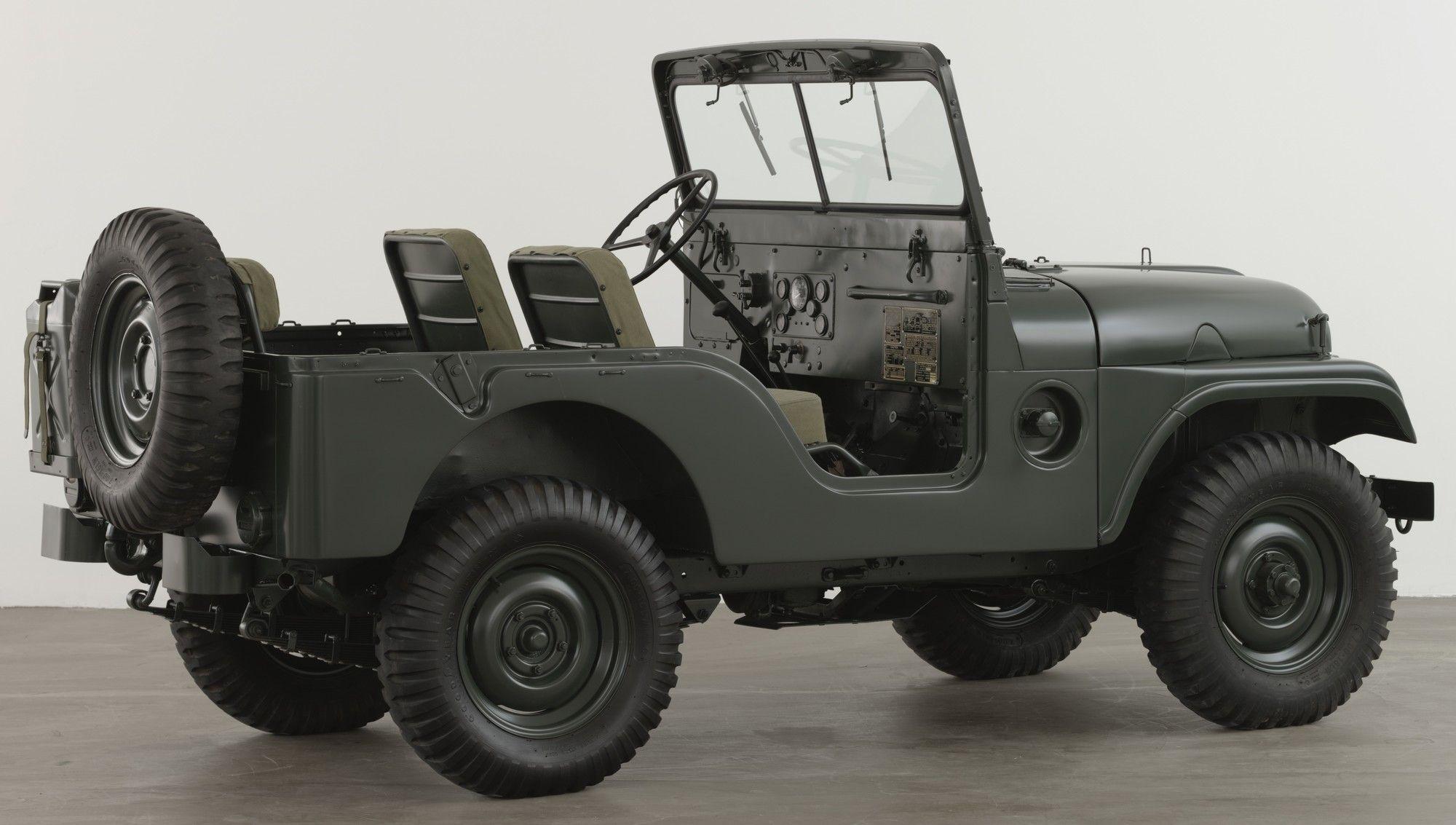 Pin En Jeep