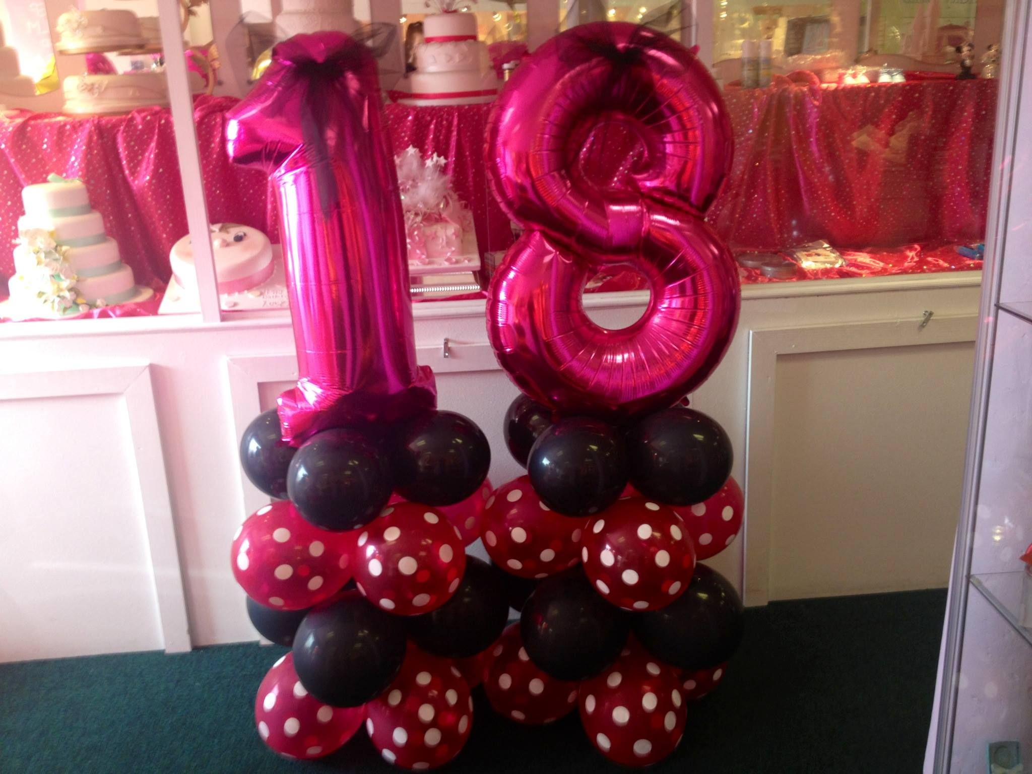 18th Birthday decorations Calebs 16th birthday ideas Pinterest