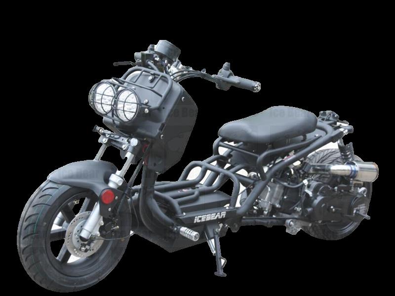 Maddog Gen Iii 150cc Scooter Icebear Gokarts Usa In 2020 150cc Scooter Mini Motorbike Scooter Bike