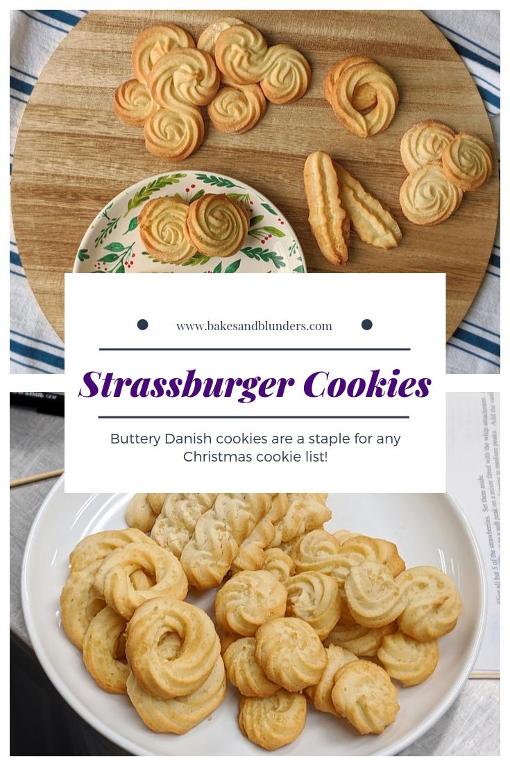 Scandinavian Baking Strassburger Cookies Bakes And Blunders Recipe Easy Cookies Baking Buttery Cookies