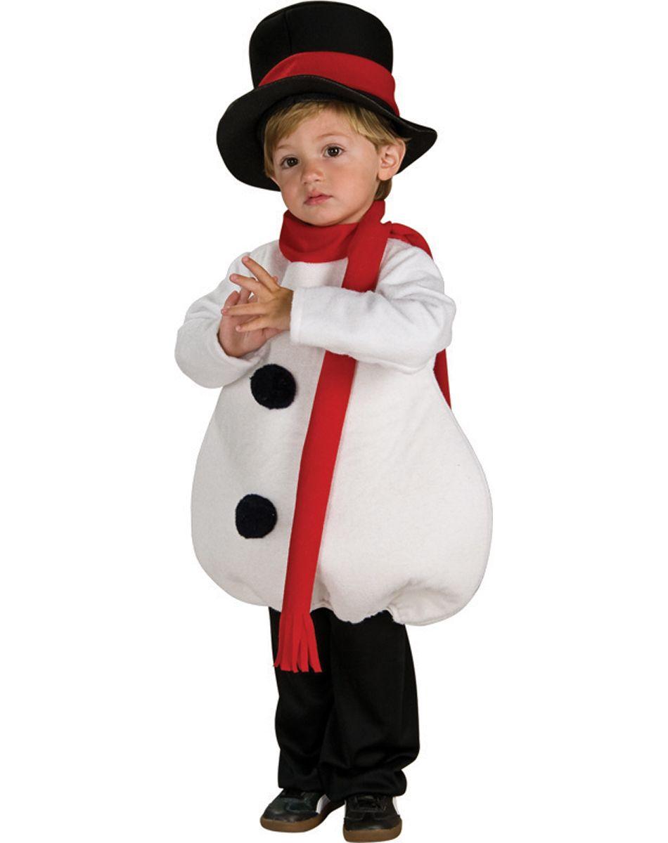 Как сшить костюм с снеговиками фото 435