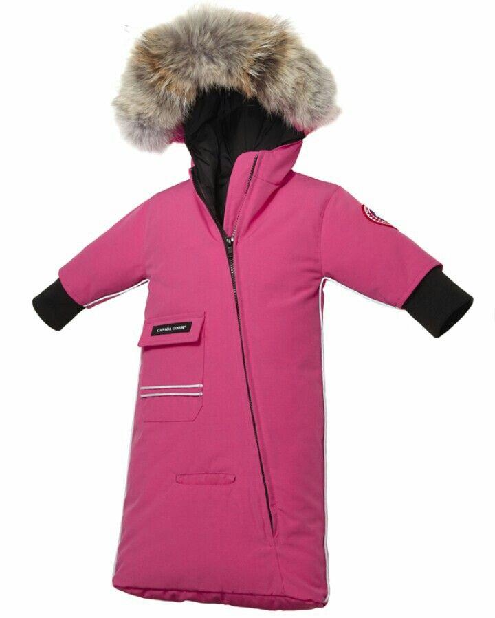 canada goose dress til barn