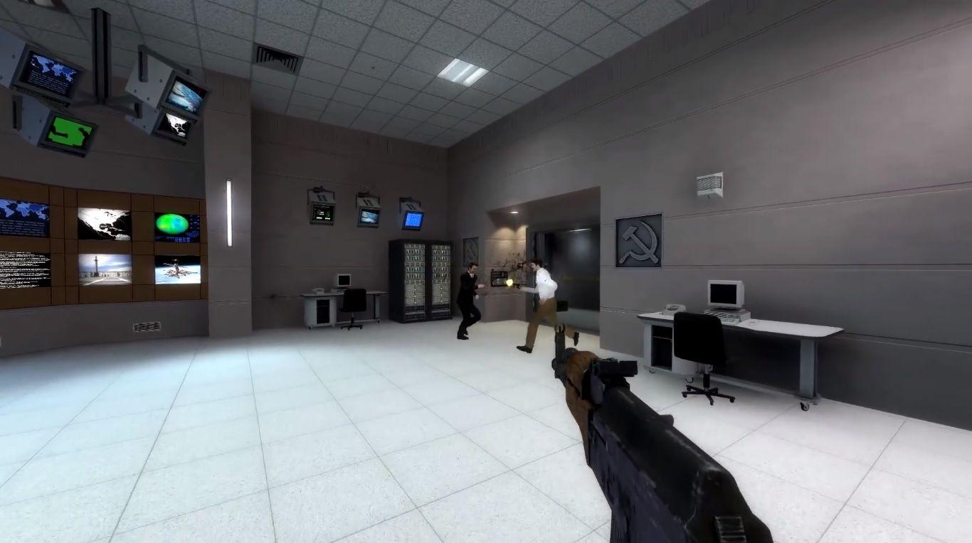 Fan Made Goldeneye 007 Multiplayer Only Hd Remake Released