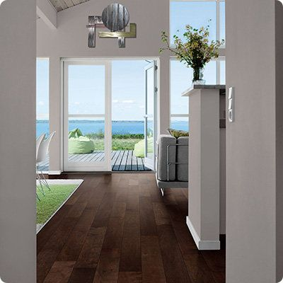 """View the Mohawk Industries WEC79-13 Maple Engineered Hardwood Flooring - 5"""" Wide Planks (28.25 SF / Carton) at Build.com."""