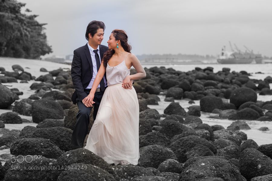 Mr and Mrs Bart by JohnPaoloLim