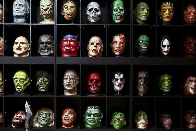 Kirk Hammett: Some kind of monster fan | Horror film ...