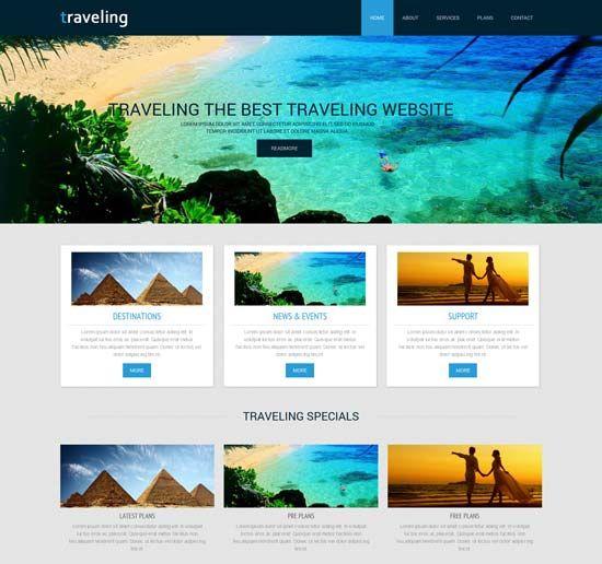 travling website - Google-søk
