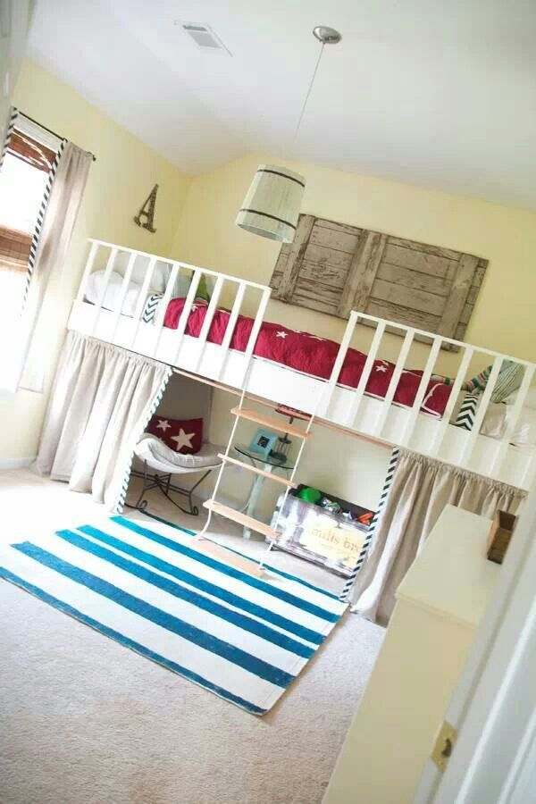 Bunk Bed Idea Build A Loft Bed Loft Bed Plans Diy Loft Bed