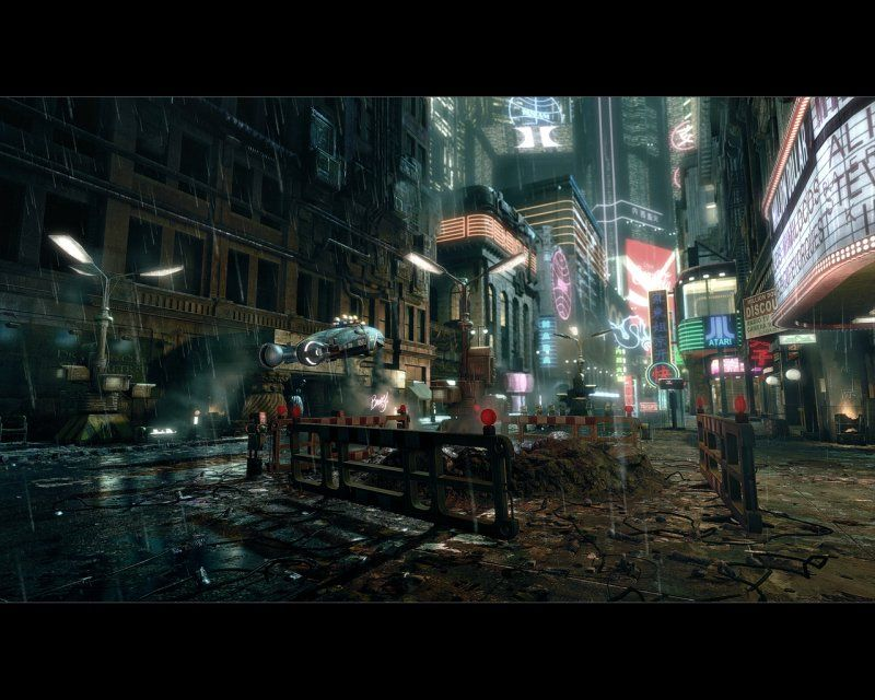 Blade Runner | Cyberpunk | Cyberpunk city, Cyberpunk 2077, Sci fi city