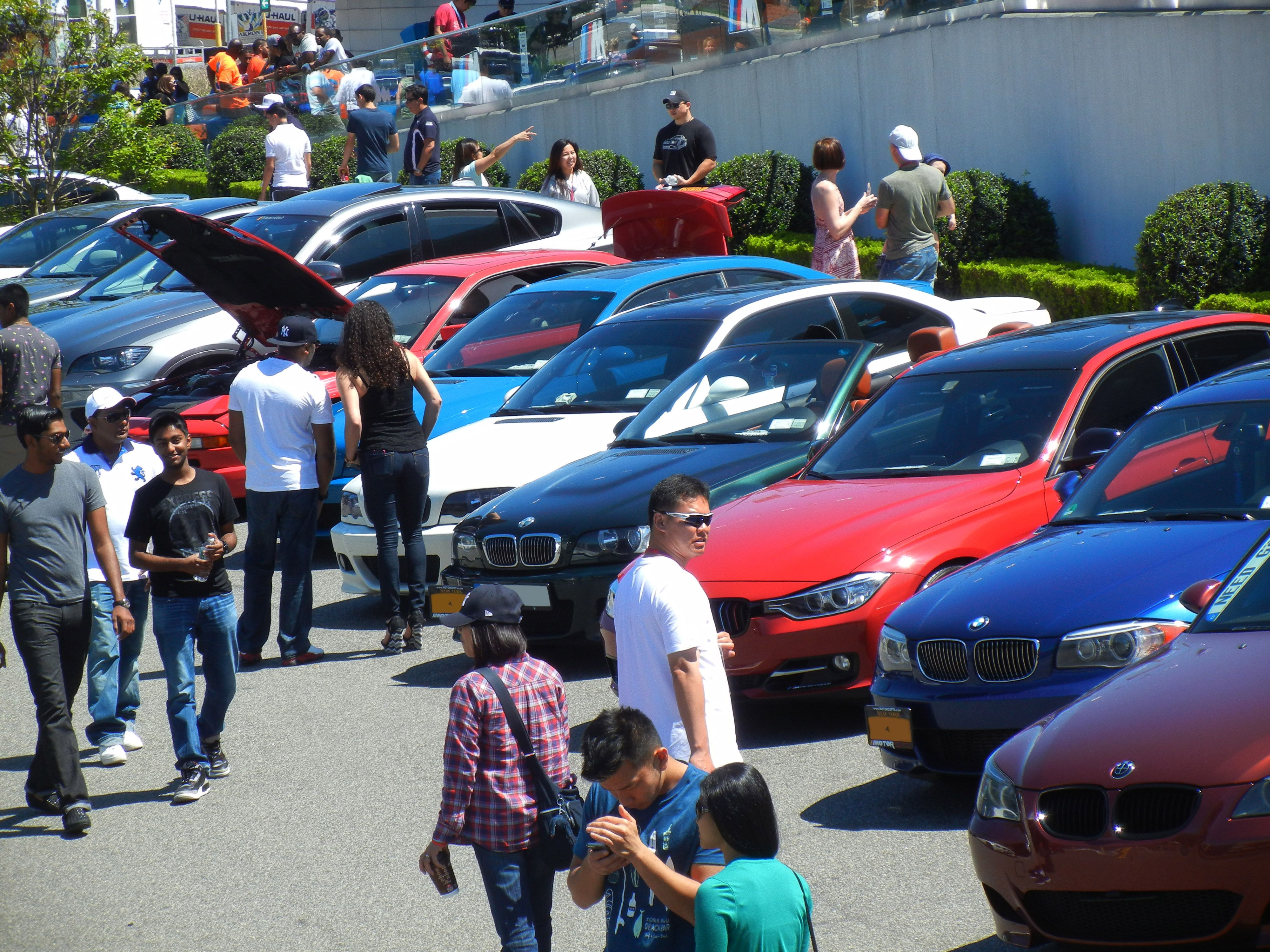 5th annual rallye bmw motorsport show with images bmw