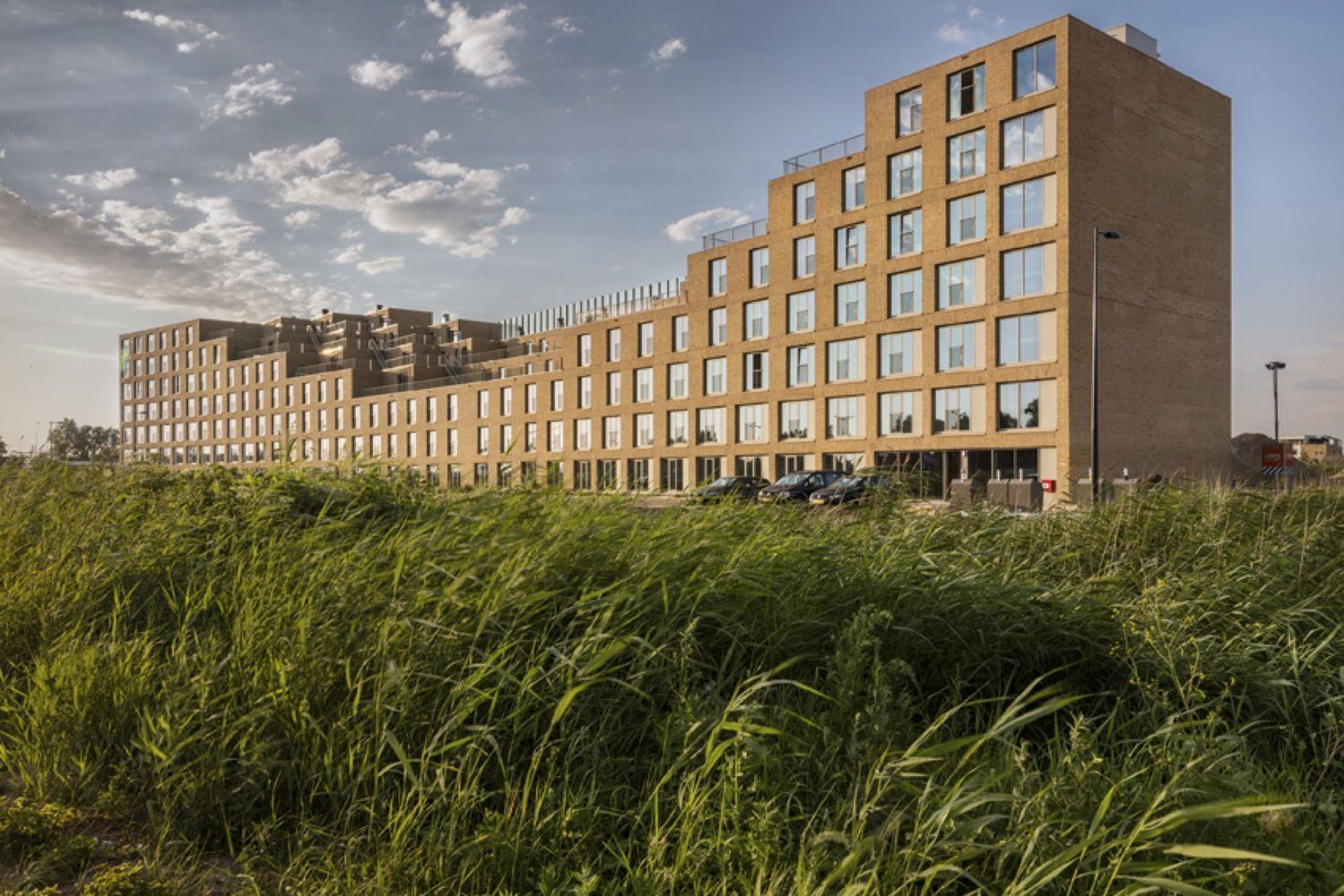 Smiley Zeeburgereiland Apartments,© Peter Cuypers