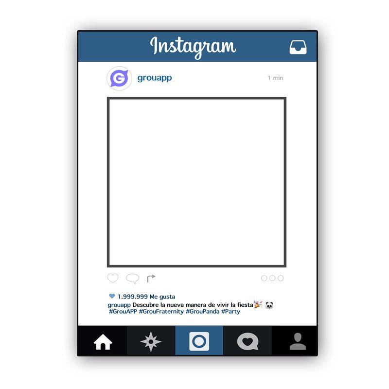 marco photocall instagram comprar | VINTAGE | Pinterest