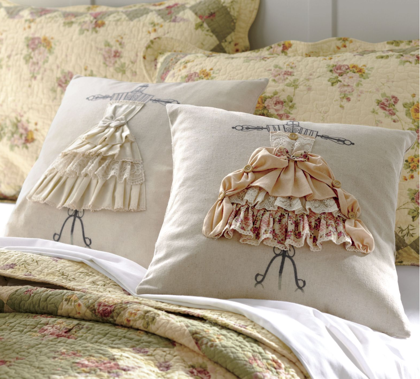 French Country Décor & Decorating Ideas for the Bedroom