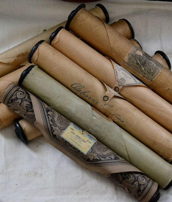 Old Fashioned Wedding Songs: Something About These Old Piano Rolls Make Me Think Of