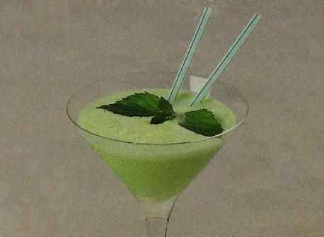 Cocktail Coolers: Grasshopper recipe | Dairy Goodness