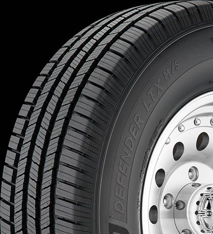 Defender LTX M/S - Size: 225/55R17   Commercial van, Light truck and Truck tyres