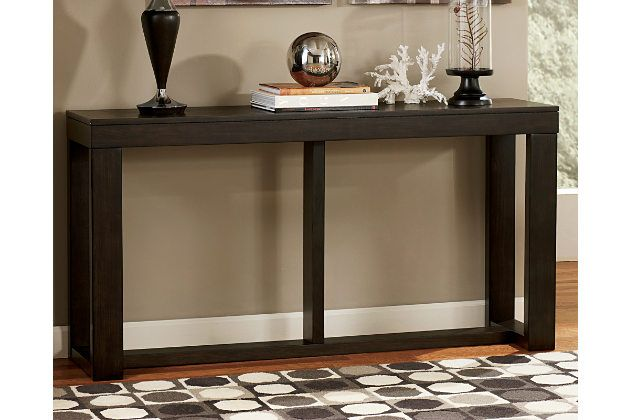 Watson Sofa/Console Table by Ashley HomeStore, Brown ...