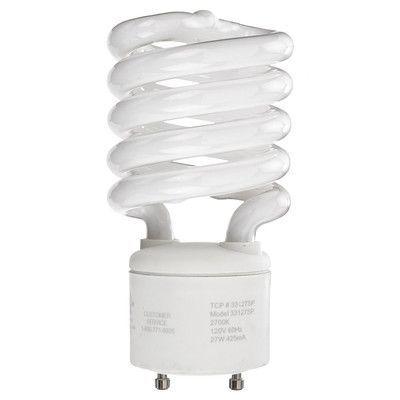 Energy Saving Compact Fluorescent Light Bulbs Compact