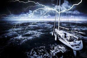 Cinque cose da sapere su barche, fulmini e saette