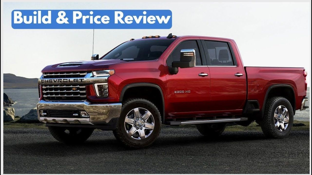 2020 Chevrolet Silverado 2500hd Lt Crew Cab 4wd Build Price Review The 2020 Chevy S Chevy Silverado 2500 Hd Chevrolet Silverado 2500hd Chevy Silverado Hd