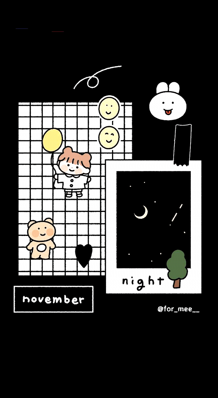 November Wallpapers! (IPhone, iPad, Galaxy) Naver blog