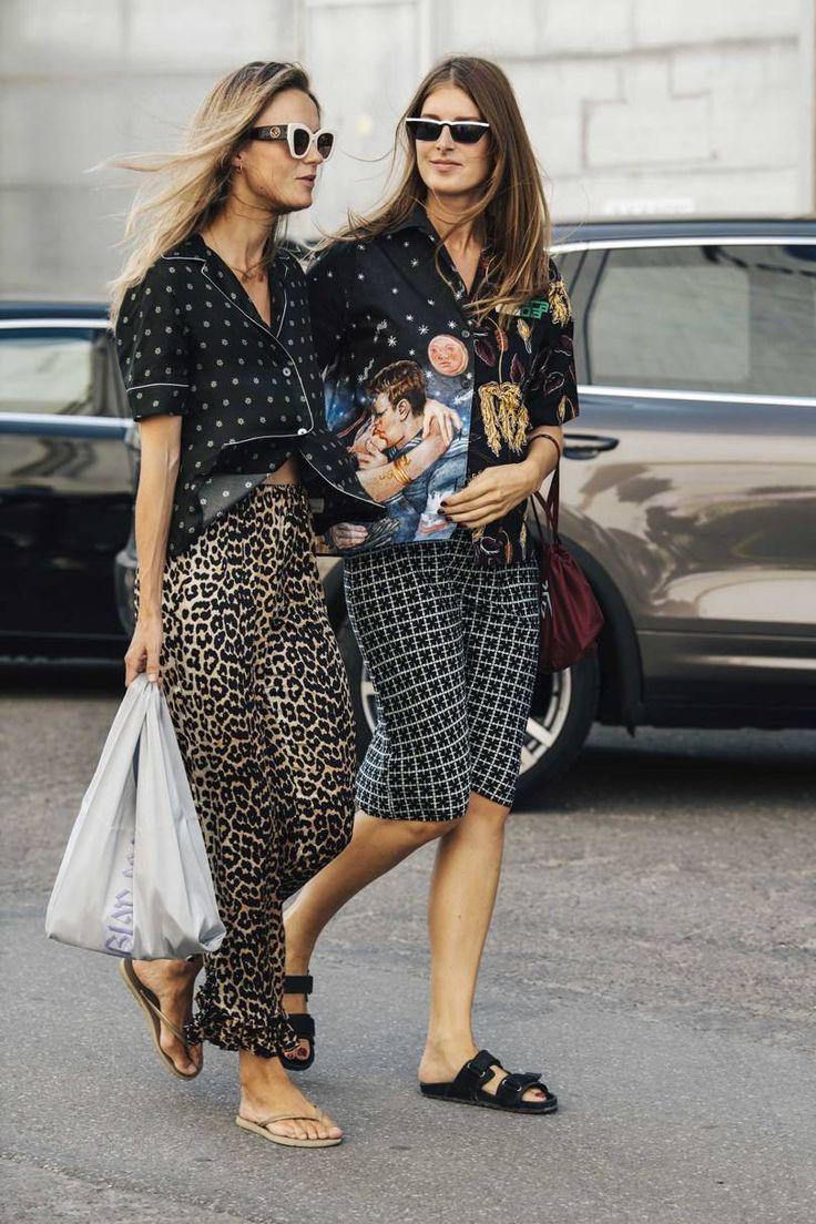 The Best Street Style At Copenhagen Fashion Week AW19   s ...