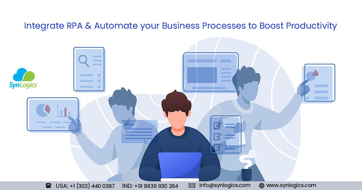 Robotic Process Automation Development Services In India Business Process Automation Development