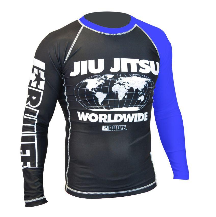 MMA BJJ TATAMI Worldwide Jiu Jitsu Tank Top
