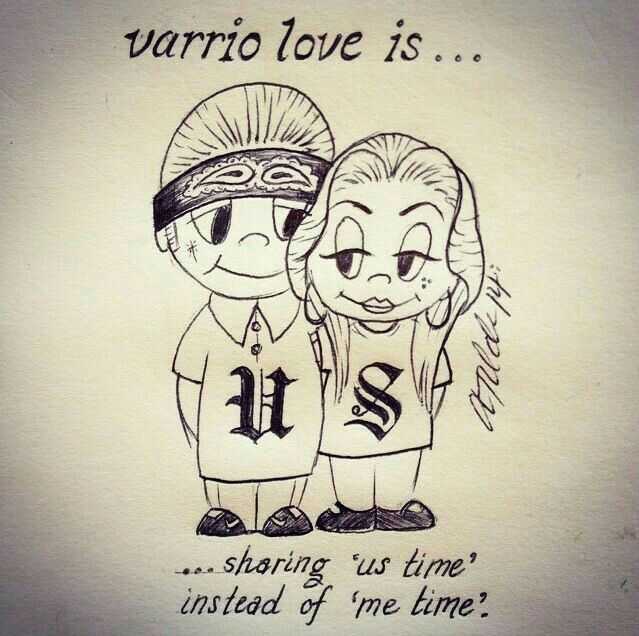 Pin By La Güerita On Varrio Love♡ In 2019