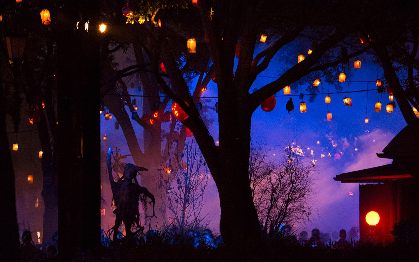 Trick or Treat at Halloween Horror Nights