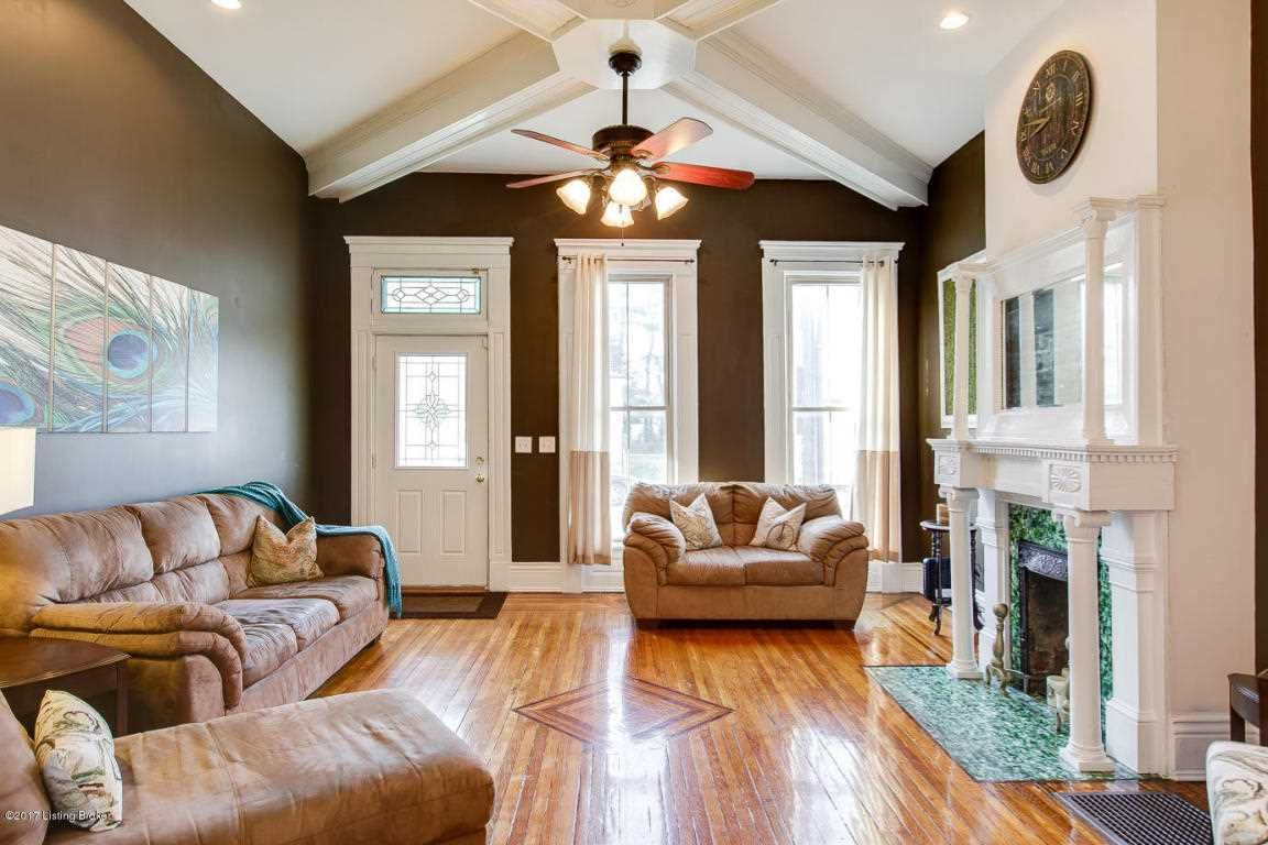 Home for sale at 721 E Breckinridge St Louisville, KY 40203 with the MLS #1469440 in the Smoketown subdivision in Jefferson County.