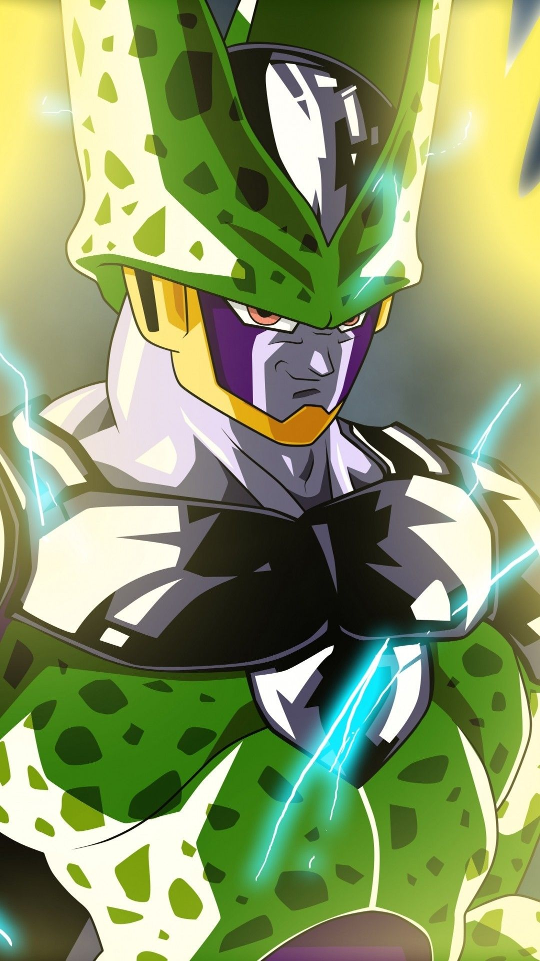 Perfect Cell Dragon Ball Dragon Ball Z Y Dragones