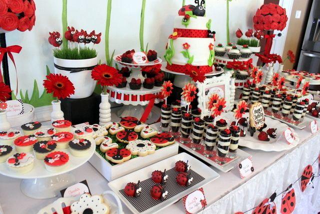 Photo 5 Of 27 Ladybug Birthday Party 2nd