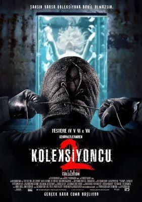 Koleksiyoncu 2 The Collection 2 Film Izle Korku Filmleri Horror Movie Posters Film