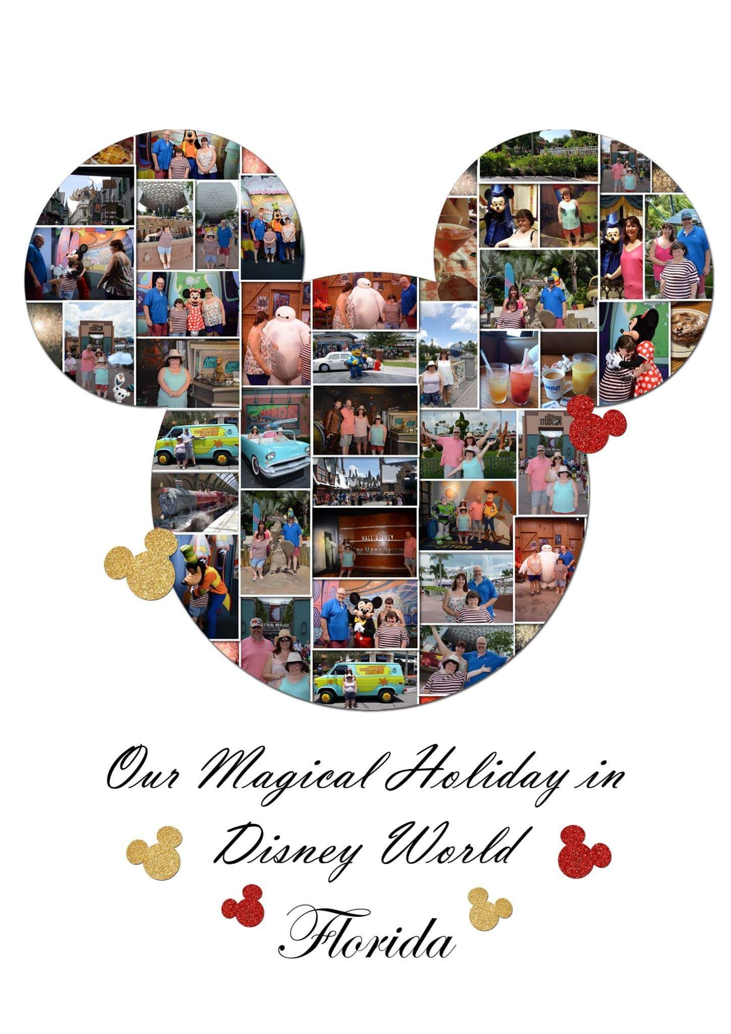 Hidden Mickey Wall Art Ideas