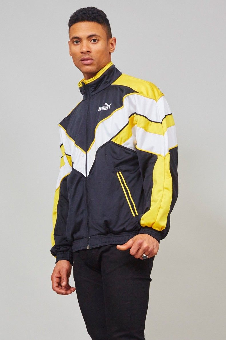 6b00db5c4ec7 Vintage oversized lime green 1990 s Adidas sports jacket