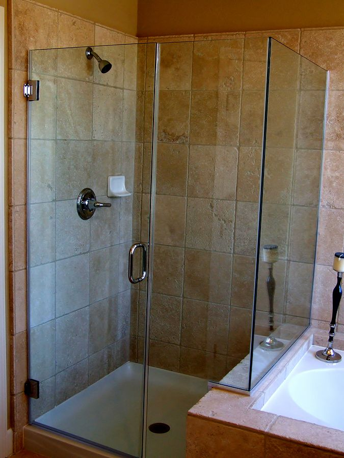 Glass Shower Doors Frameless Dfw Shower Glass Shower Enclosure