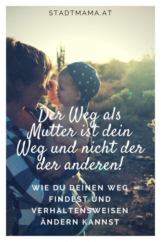 Der Weg als Mutter ist dein Weg! Manchmal ist es nicht so leicht, seinen Weg als Mama zu finden. Zu viel Ratgeber reden dir ein, wie du Erziehen sollst oder nicht. So findest du dein Selbstbewusstsein als Mutter und deinen Weg einfacher und bist entspannter. (Bedürfnisorientiertes Aufwachsen, Unerzogen, Erziehung)