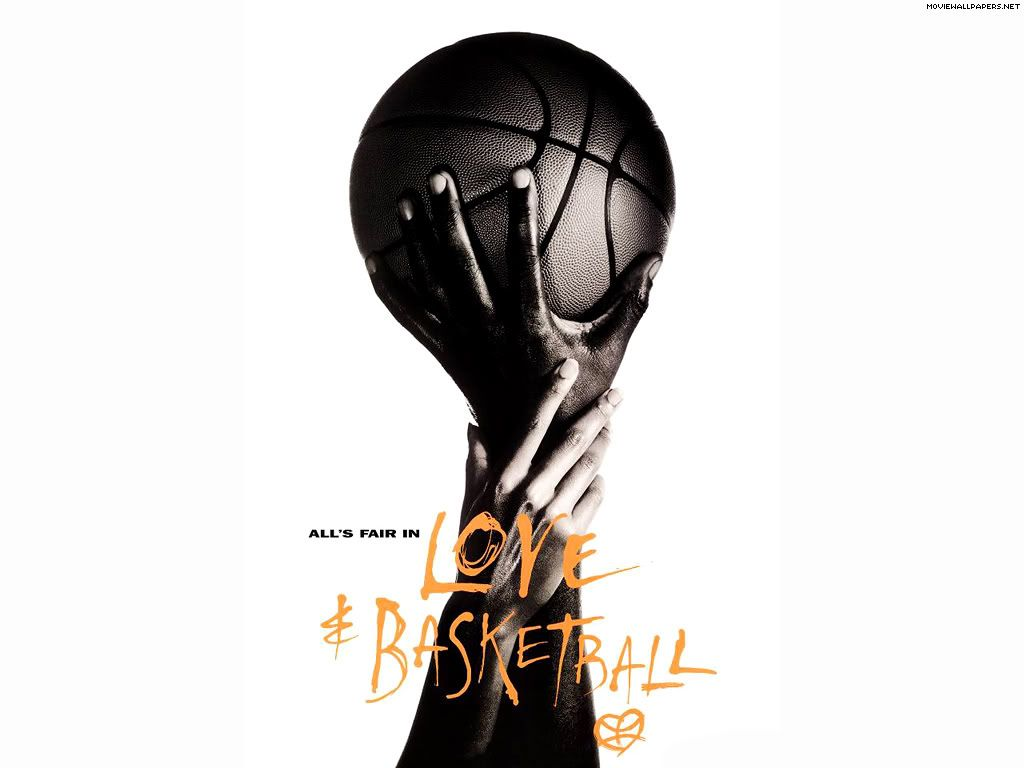 Any Hoops Fan Knows And Loves This Movie It S A Classic Basketball Wallpaper Love And Basketball Basketball Wallpapers Hd