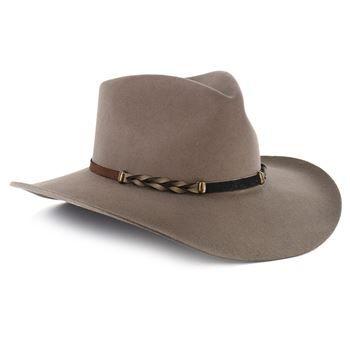 d77bc93d04d02 Stetson Drifter 4X Buffalo Fur Felt Hat in 2019