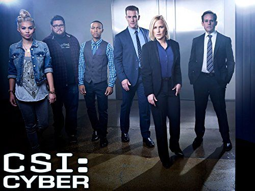CSI: Cyber TV Show. Acting is kinda weak but still may be worth a watch...