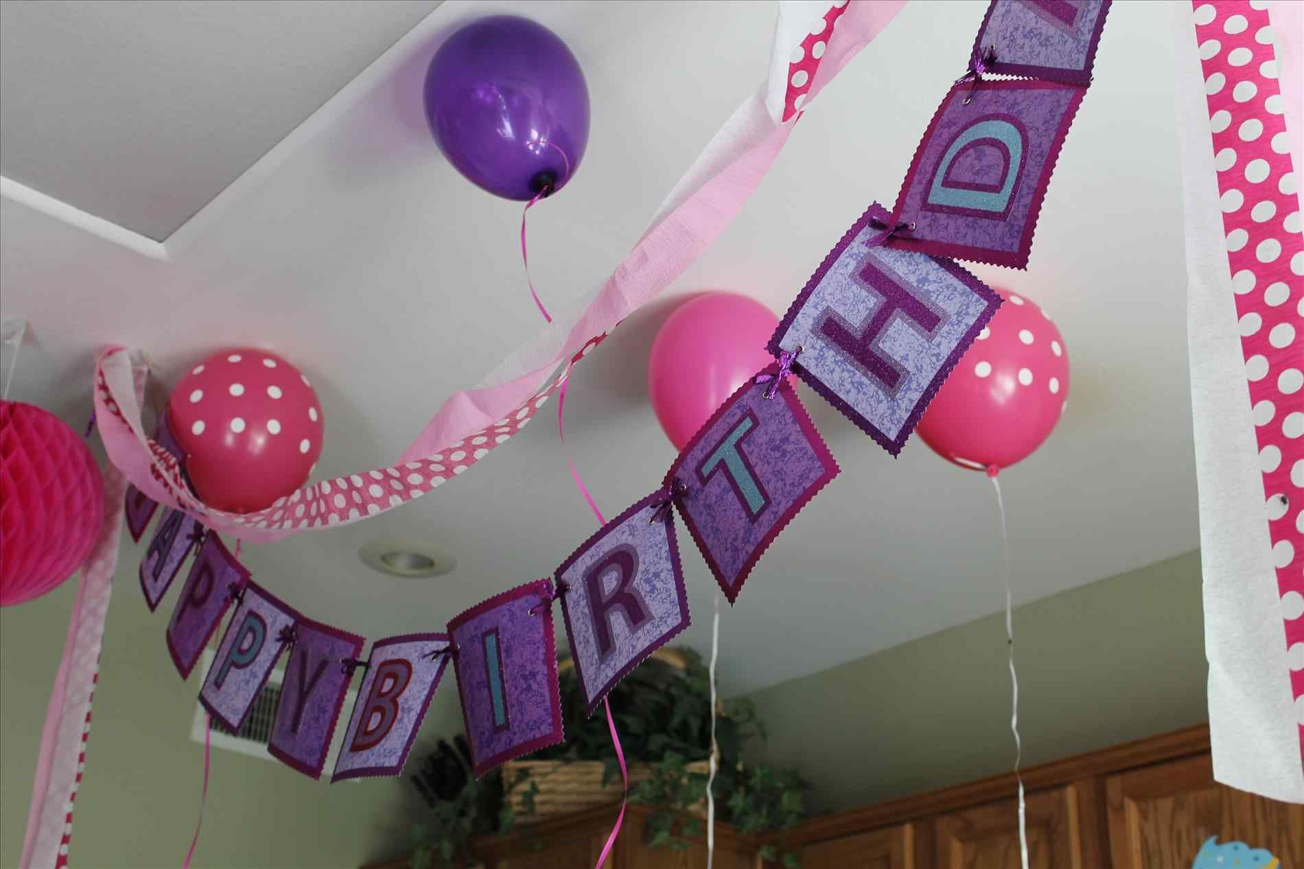 New post birthday room decoration ideas at home has been published