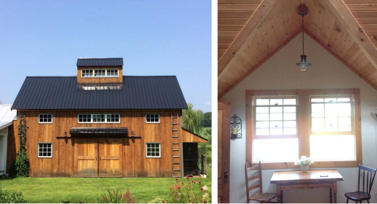Five New England Barns to Rent This Fall   New england ...