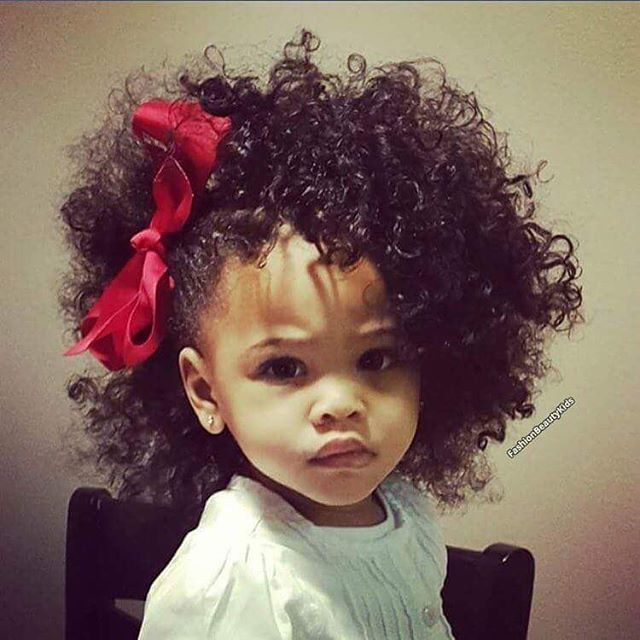 Toddler Girl Hairstyle Baby Girl Hairstyles Black Kids