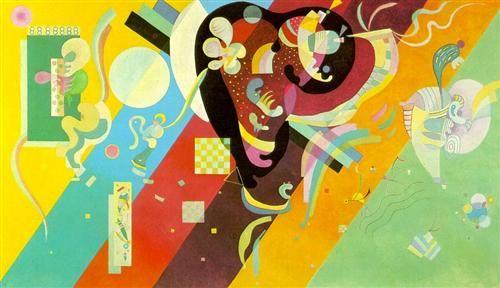 Composition IX, 1936, oil on canvas, Musée National d'Art Moderne, Centre Georges Pompidou, Paris, France