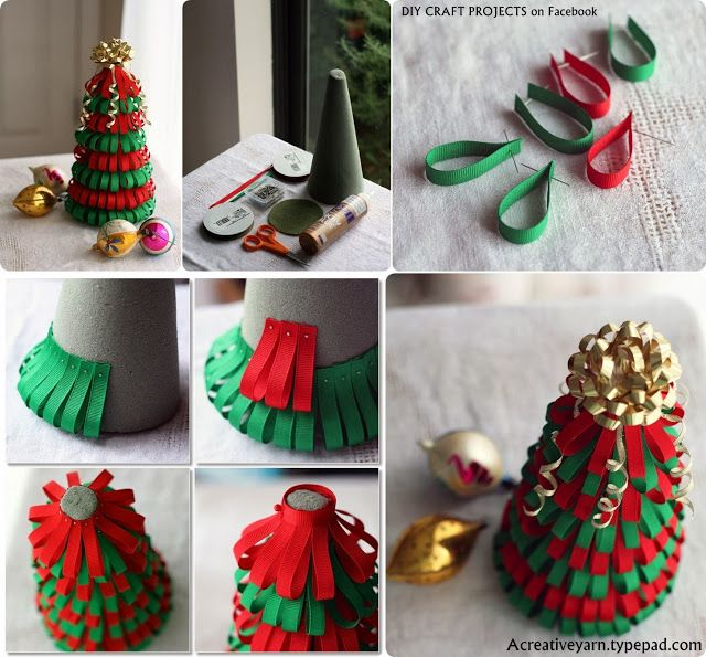 Paper Christmas Tree Christmas items Pinterest Christmas tree