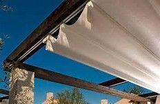 retractable pergola roof diy - Bing Images
