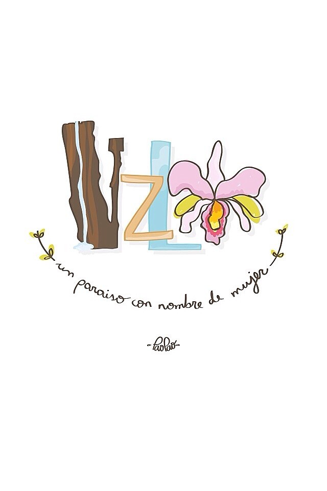 Venezuela Illustration By Pao Rosales Visit Paopaorosales On Instagram Up Pixar Venezuela Family Presents